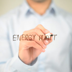 Energy audit of the enterprise according to ISO 50002 and EN 16247